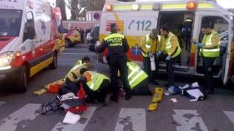 Más controles policiales ante el aumento de atropellos en la capital