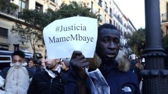 La Audiencia Provincial ratifica que Mame Mbaye no murió por una persecucción policial