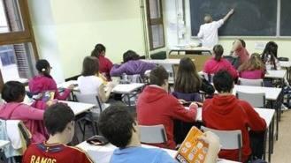6.249 aulas de Infantil, Primaria y Secundaria superean la ratio de alumnos en la región