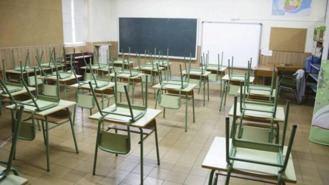 Madrid prevé cerrar 5.000 aulas de centros públicos creadas en la pandemia