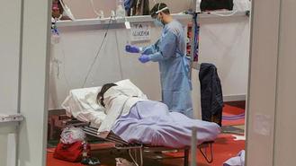 Decrece el número de muertes en la región, pero aumentan los contagios