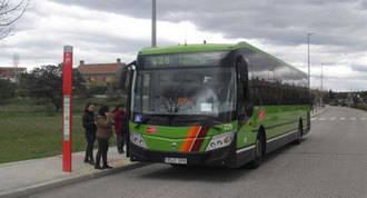 La 625A amplia itenario para facilitar acceso al IES García Nieto