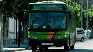 El nuevo servicio expres de la línea 627 entra en funcionaminto este lunes