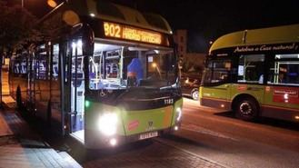 Comienzan a operar los buses cedidos a la UME para trasladar enfermos