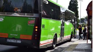 15.000 viajeros afectados por la huelga de autobuses en 26 municipios
