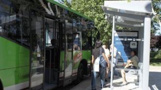 Mejoras en dos líneas de autobuses para mejorar la conexión con Madrid