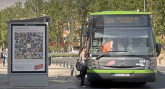 """Nueve días de paro en los autobuses urbanos, por """"dureza"""" disciplinaria"""