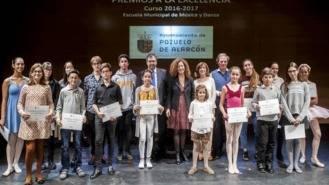 21 alumnos galardonados con los Premios a la Excelencia de la Escuela de Música y Danza