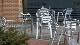 El Ayuntamiento prorroga hasta 2023 la normativa especial de terrazas