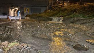 1,7 M para obras en 7 enclaves para evitar inundaciones con las lluvias