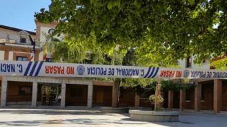 La policía registra el Ayuntamiento de Las Rozas por orden judicial