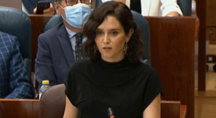 Ayuso elude las críticas por los cambios en Telemadrid con 'el dedazo' de TVE y Cuba
