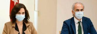 Madrid reduce de 10 a 6 personas las reuniones en Navidad