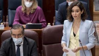 Ayuso: La homofobia 'está en la cabeza de la izquierda', Madrid es 'segura, abierta y respetuosa'