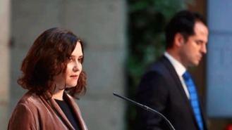 Ayuso denunciará 'en todas partes' el 'maltrato a Madrid' con el reparto de fondos de la UE