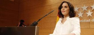 Madrid comenzará a fabricar y a buscar material sanitario por su cuenta
