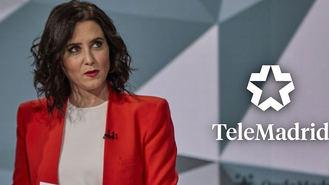 Ayuso del acuerdo con Vox: 'Mi compromiso no es con el personal, es con los madrileños'