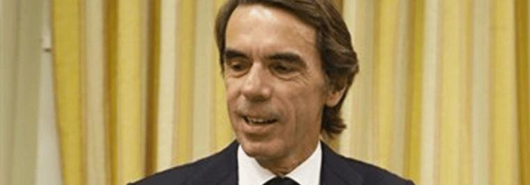 Aznar en estado puro: Ni `caja B´, ni idea de `Gürtel´, ni 'perdón' por nada