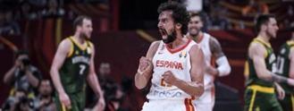 España acaricia el oro en el Mundial tras su gesta ante Australia