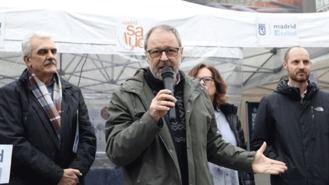 Barbero justifica defenestrar al jefe de Bomberos, mientras la oposición pide su cese