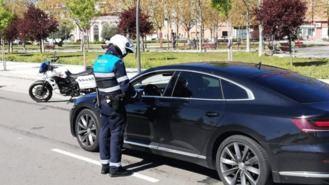 Arrancan los controles policiales en La Fortuna tras quedar restringido el barrio