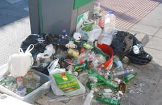 Convocada huelga en el servicio de limpieza y basuras el 22-D