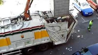 Restringidos los días y horarios para depositar las basuras