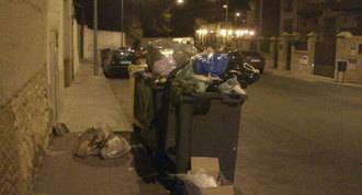 Refuerzo de la limpieza viaria y basuras ante el 'alto grado de suciedad'