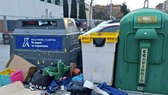 Paros parciales de los trabajadores municipales, incluidas basuras y escuelas infantiles