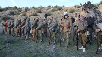 Un museo viviente recreará en Morata la Batalla del Jarama
