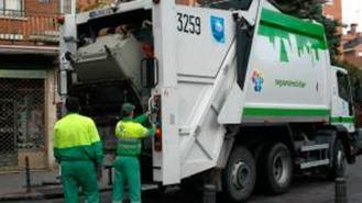 No habrá recogida de residuos en Nochevieja ni en la mañana de Año Nuevo