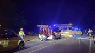 En estado 'muy crítico' la bebé herida en un accidente en la M-320