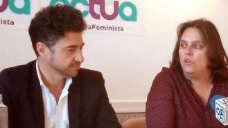 Bejarano (IU-CM) no encabezará la lista de `Actúa´, será la exedil Marta López