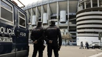 1.600 efectivos para el dispositivo de seguridad del Real Madrid-Galatasaray