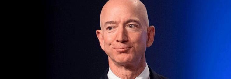 Bezos, el hombre que puede comprar media España