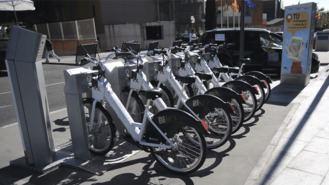 El servicio de alquiler de bicicletas eléctricas supera los 900 abonados