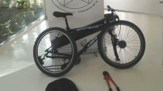 Dos detenidos por robar bicicletas en el campus de la Universidad Alfonso X el Sabio