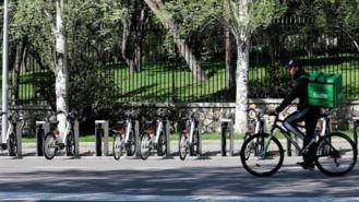 Aprobado más efectivos para BiciMAD, ayudas para la compra de bicicletas y 167 km de carriles bici