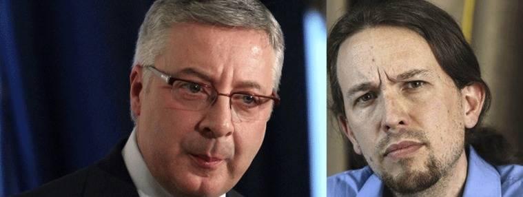 Blanco e Iglesias, `pullitas� envenenadas en Twitter