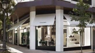 Roban 250.000 € en bolsos de la tienda de Chanel en la Milla de Oro