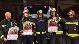 Expediente contra 5 bomberos por apoyar uniformados una manifestación antitaurina