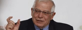 Borrell no se descarta como candidato del PSOE a las europeas