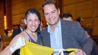 La campeona de Europa de boxeo, dos de la lista del PP de Torrejón de Ardoz