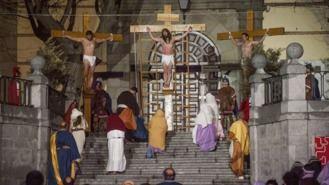 150 actores convertirán Brunete en Jerusalén con la `Pasión de Cristo´