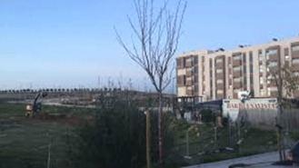 El Ayuntamiento ofrece a la Comunidad 130.463 m2 para el proyecto 'un millón de árboles'