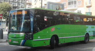 Cinco nuevos autobuses con motor de gas para reducir el ruido