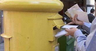 Convocada huelga indefinida en el servicio de correos el lunes