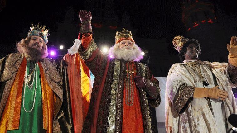 Una cabalgata de Reyes tradicional sin 'estridencias'
