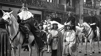 Ibercaja emitirá el 7 de enero 'Historia de la Cabalgata de Reyes en Madrid'