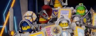 Los caballeros medievales toman 'Nexo Knights'